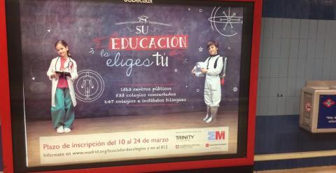 Educacion Secundaria Comunidad de Madrid